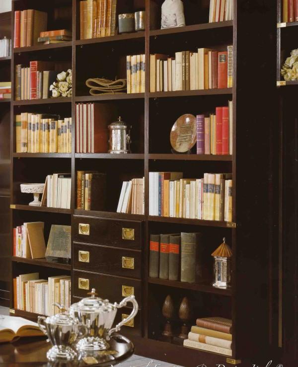 Libreria su misura Roma Marcos