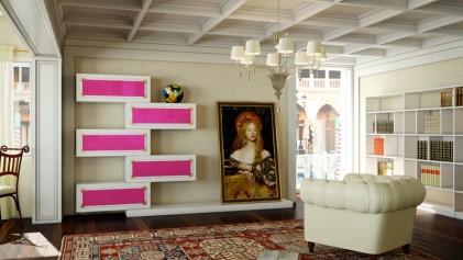 mobili stile marinaro Roma #15