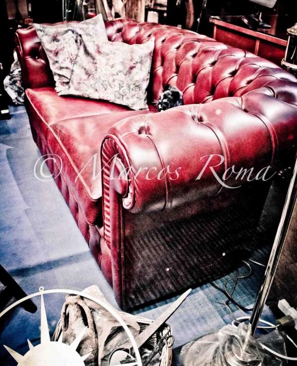 Divano Chester Roma