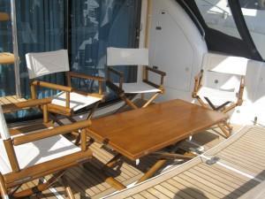 Tavolo da barca MIlano
