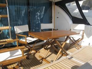 Tavolo da barca Napoli