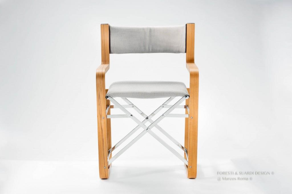 Sedie Regista Design Trieste