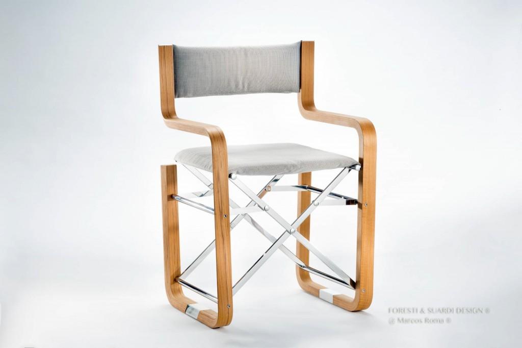 Sedie Regista Design Roma