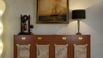 mobili stile marinaro Roma #14