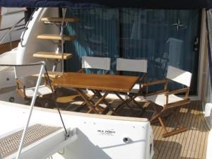 Tavolo da barca Roma