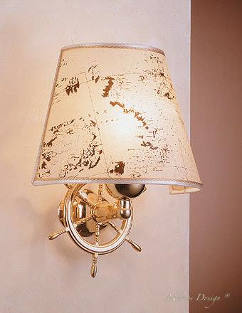 Lampade da parete stile marino Roma