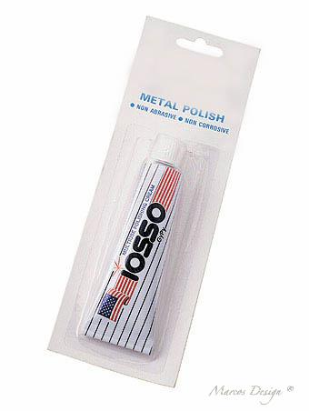 pulire ottoni pasta iosso