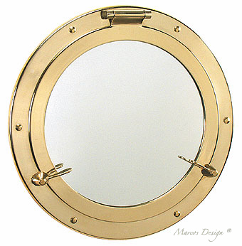 oblo a specchio
